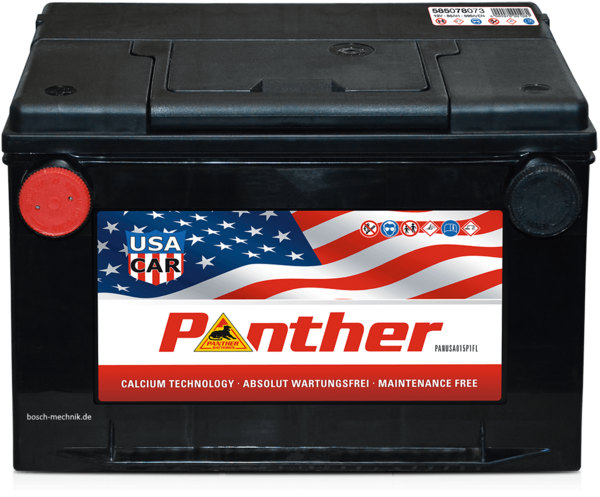 Starterbatterie Panther USA Car 85Ah  58578